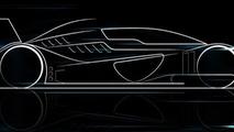 Caparo T1 Evolution teased, will have at least 700 bhp
