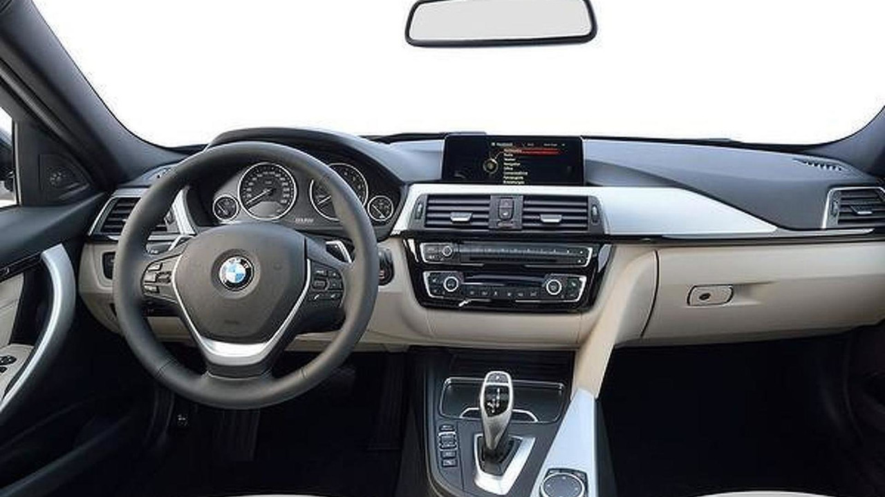 2015 BMW 3-Series facelift leaked official image