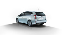 2015 Toyota Prius+ (Euro-spec)