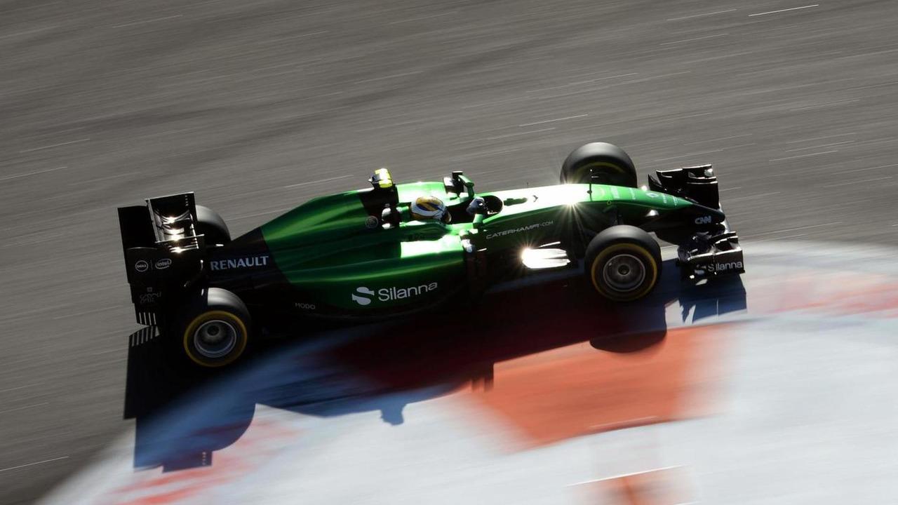 Kamui Kobayashi (JPN), 12.10.2014, Russian Grand Prix, Sochi Autodrom / XPB