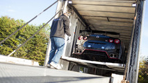 Nissan delivers the first GT-R Nismo in the U.S. [video]
