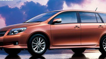 Toyota Corolla Sedan and Fielder Redesigned (JA)