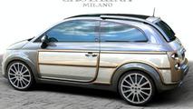 Castagna  Presents 'Woody' Cars At Geneva
