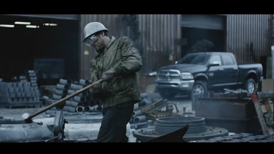 Ram Trucks Thanksgiving Day commercial