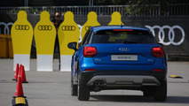 Barcelona players receive new Audi cars