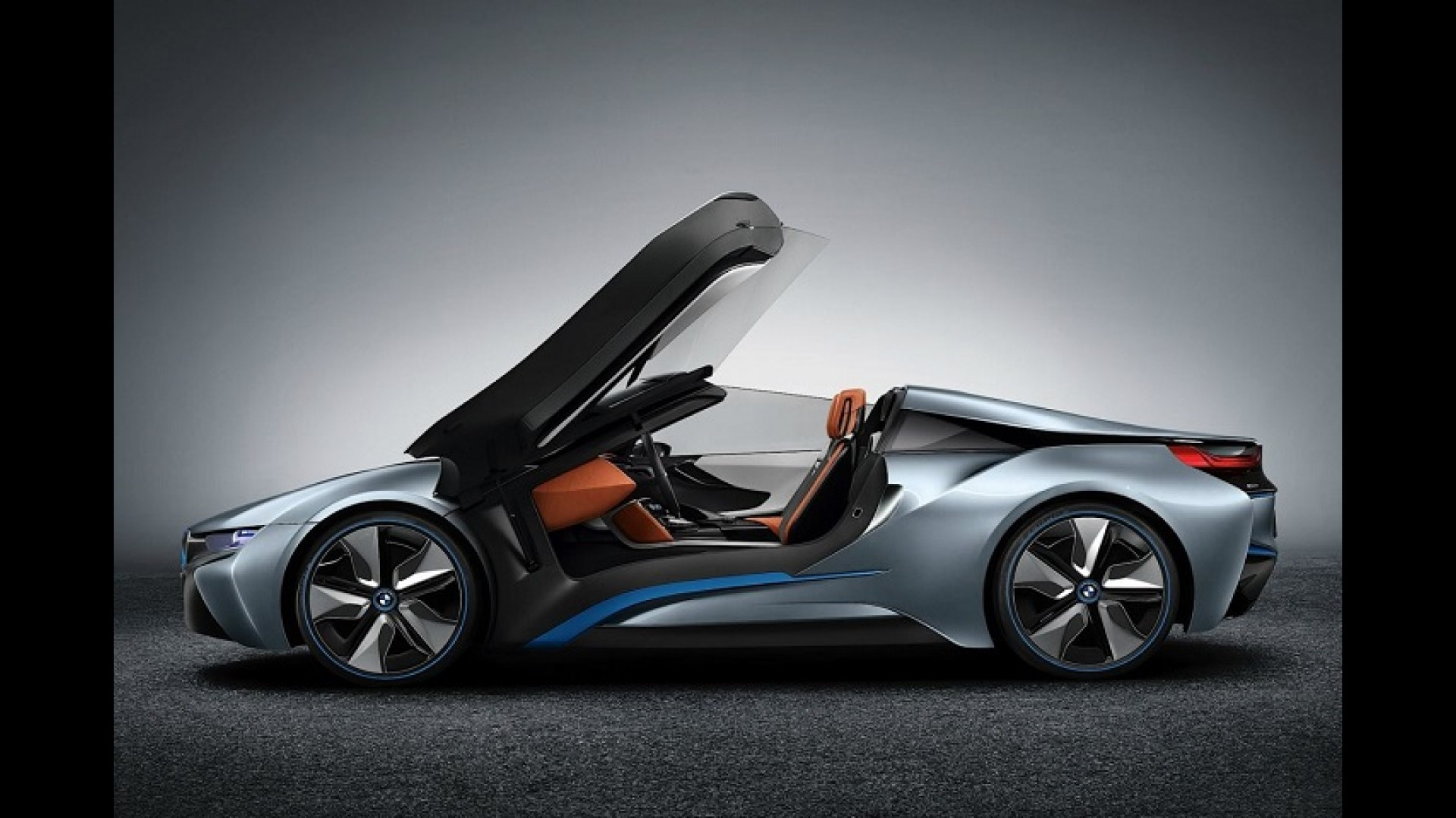 Could the Next-Generation BMW i8 Get 750HP?