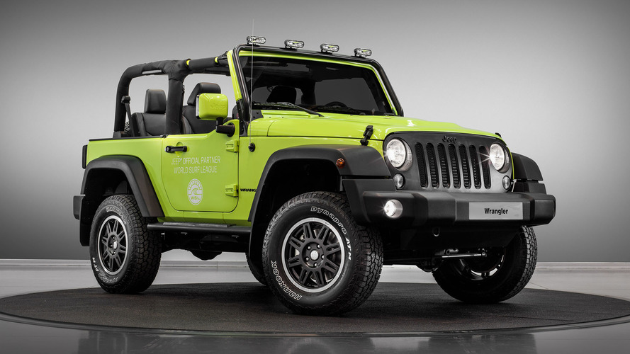 Jeep At The 2016 Paris Motor Show Photo Gallery Motor1 Com