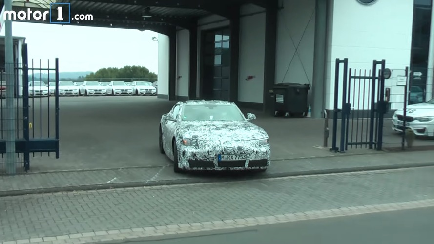 2018 Toyota Supra prototype finally caught on video