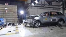 Mercedes E-Class, Peugeot 3008 Euro NCAP tests
