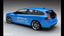 Volvo V60 Two Door Estate Concept by Zolland Design