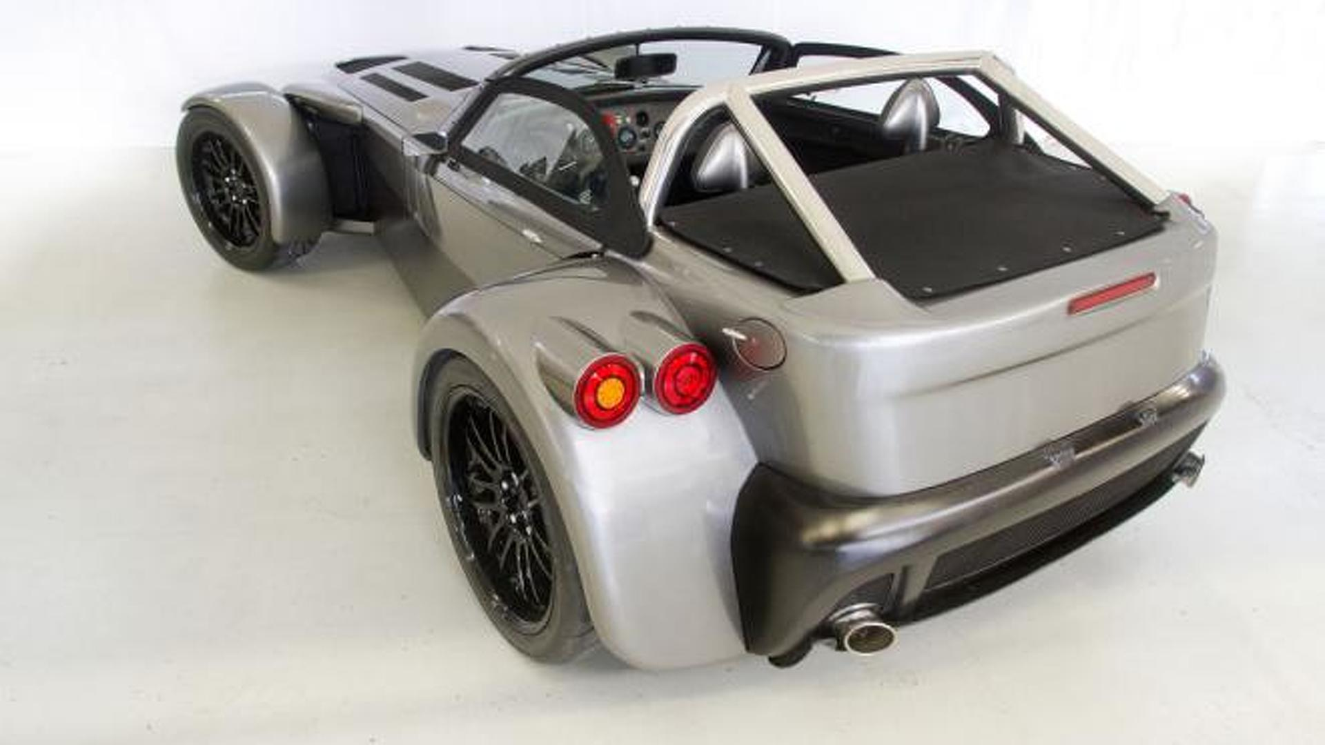 Donkervoort D8 GTO homologated across Europe