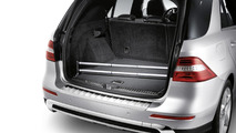 Mercedes accessories for the M-Class - 25.11.2011