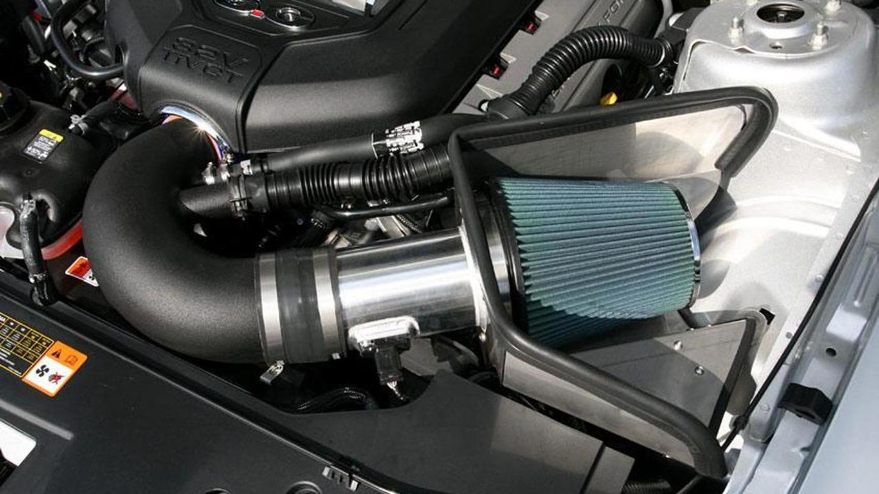 Steeda Sport based on 2011 Ford Mustang 5.0, 850, 01.07.2010