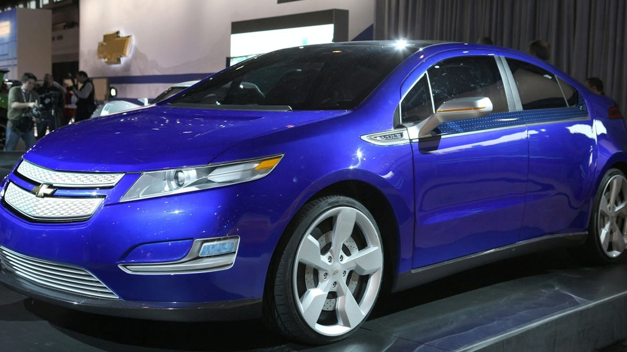 Chevy Volt - Transformers:Revenge of the Fallen
