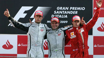 Brawn return to Form in Style with 1-2 at Monza
