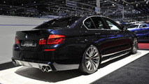 Kelleners BMW 5 Series M Sports Package live in Geneva