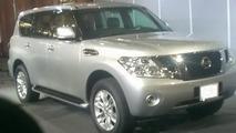 Nissan Patrol Photos leak after presentation