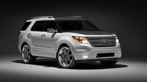 CGS Motorsports Ford Explorer