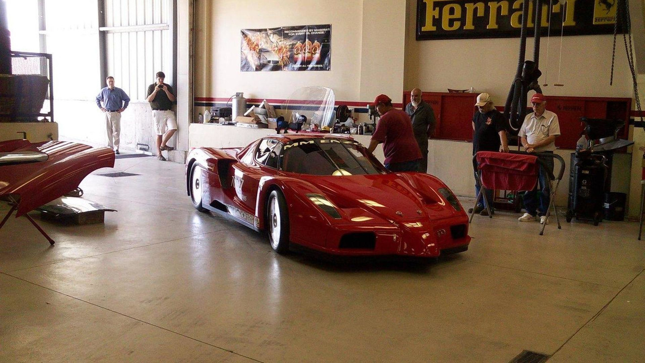 Ferrari Enzo Twin Turbo set for Bonneville Speed Week, 1600, 18.08.2010