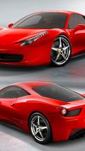 Ferrari 458 Italia - Rosso 1