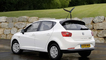 SEAT Puts the Wind Up Ecomotive Drivers