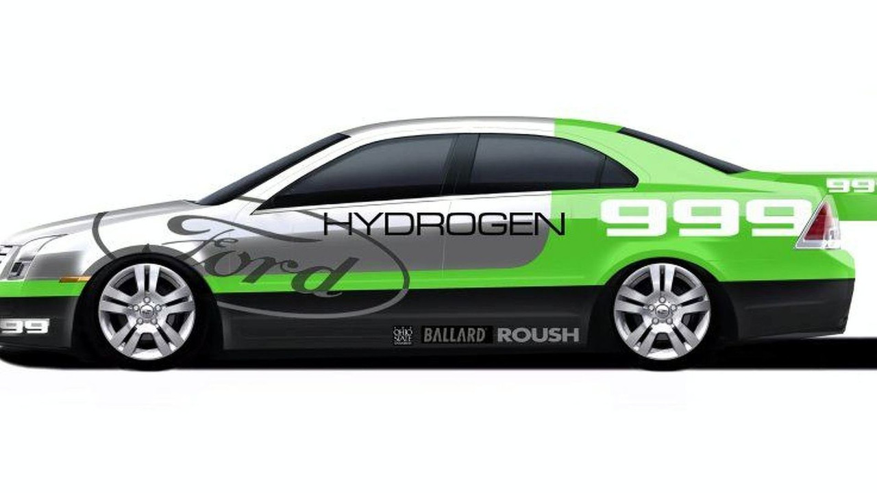 Ford Fusion Hydrogen 999 Racer