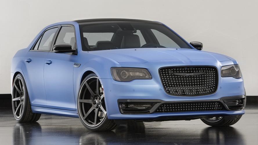 Chrysler 300 Super S brings HEMI power to SEMA