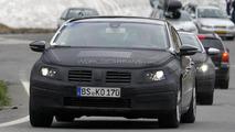 2012 VW Passat CC facelift spied 16.06.2011