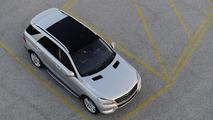 Boston Marathon suspects caught with help from GPS inside stolen 2013 Mercedes-Benz ML350