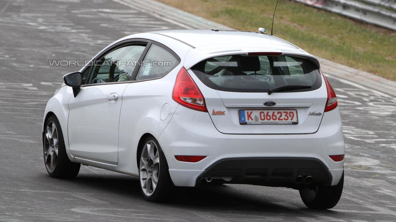 2017 ford fiesta st spied at the nurburgring 2017 2018 best cars reviews