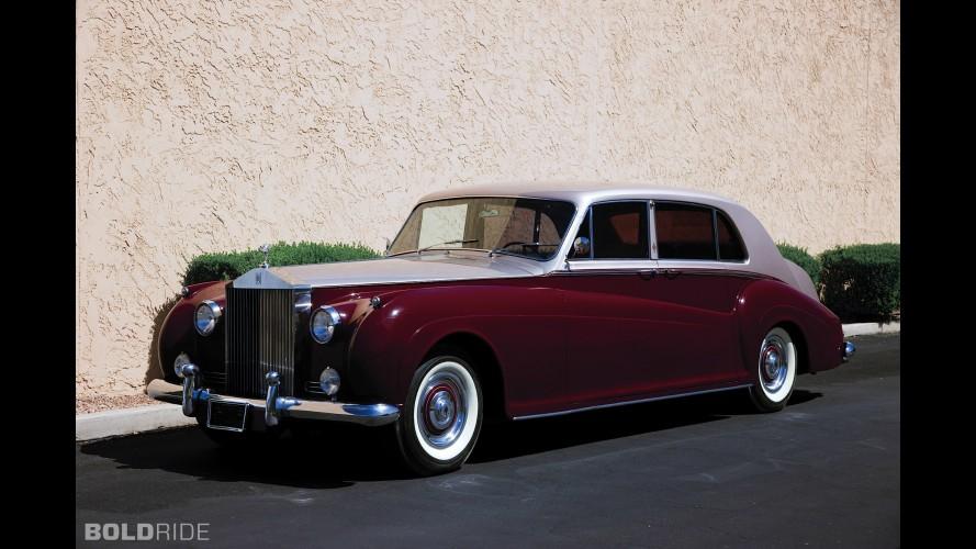 Rolls-Royce Phantom V Limousine