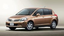Nissan Tiida Reaches Million Sales Milestone