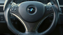 Hartge BMW M3 Carbon Fiber Steering Wheel Cover