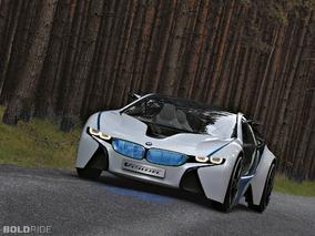 BMW Vision EfficientDynamics Concept