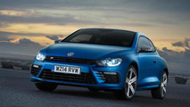Volkswagen Scirocco facelift pricing announced (UK)