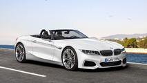 BMW Z5 digitally imagined