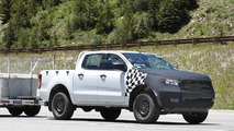 2015 Ford Ranger spy photo