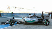 Mercedes still favourite for 2015 - Haug