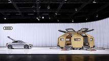 Audi TT Pavilion