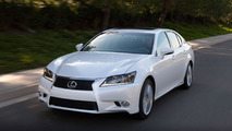 2015 Lexus GS 450h gains a new F Sport variant in the U.S.