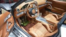 Spyker B6 Venator concept live in Geneva