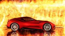 Icona Vulcano races into Auto Shanghai