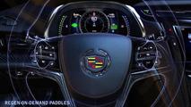Cadillac ELR Regen on Demand 12.4.2013