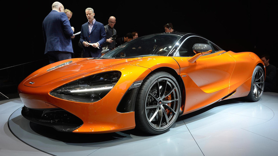 McLaren 720S is all about aerodynamics and big horsepower