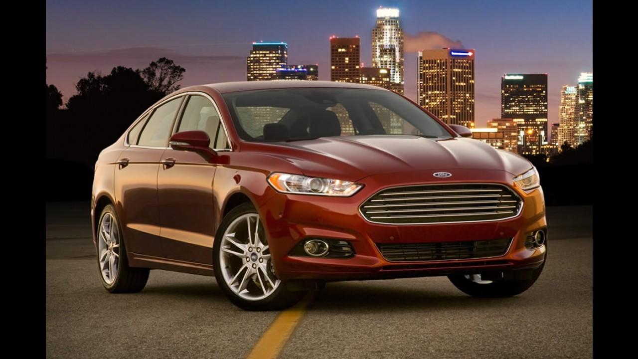 Lucro global da Ford em 2012 supera US$ 5 bi