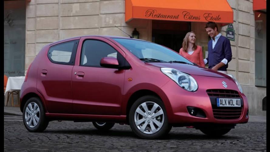 Volkswagen e Suzuki planejam novo carro compacto de menos de R$ 10 mil na Índia