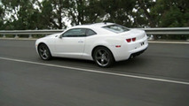 Now Testing Undisguised: Next Chevrolet Camaro