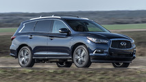 2017 Infiniti QX60 receives more powerful direct-injection engine