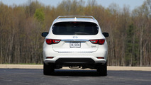 2016 Infiniti QX60: Review