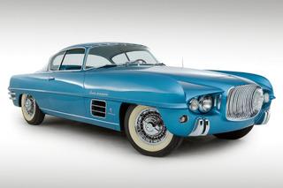 1954 Dodge FireArrow: American Design Meets Italian Flair